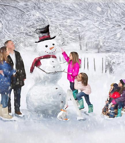 Art The Snowman